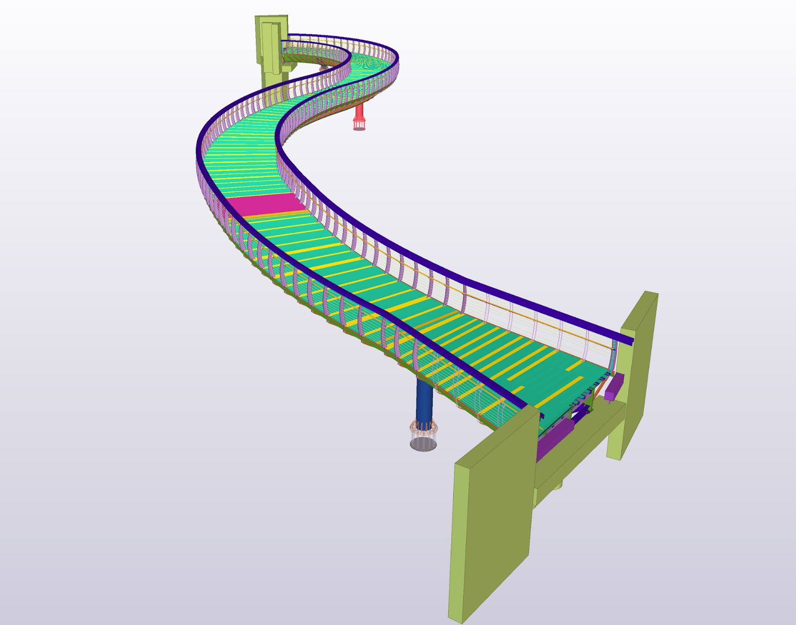 Tekla bridge