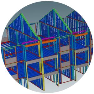 Lichtmetalen frames