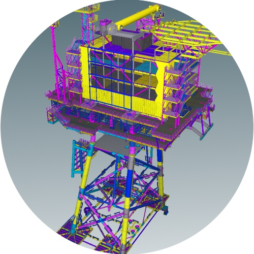 Tekla Structures for steel fabricators and offshore