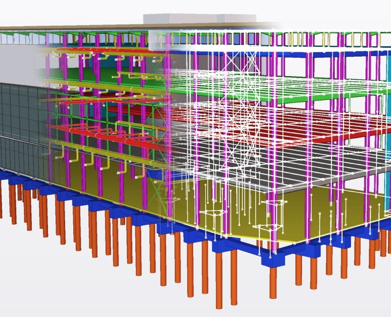 Tekla Structures for structural engineers | Construsoft