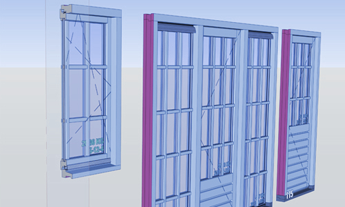 Construsoft Window Gevorderden