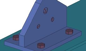 Tekla Structures Gebruikerscomponenten