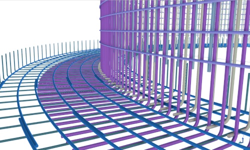Tekla StructuresWapening