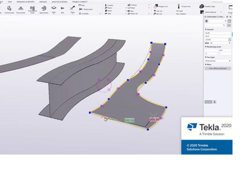 Tekla Structures 2020 Released Construsoft