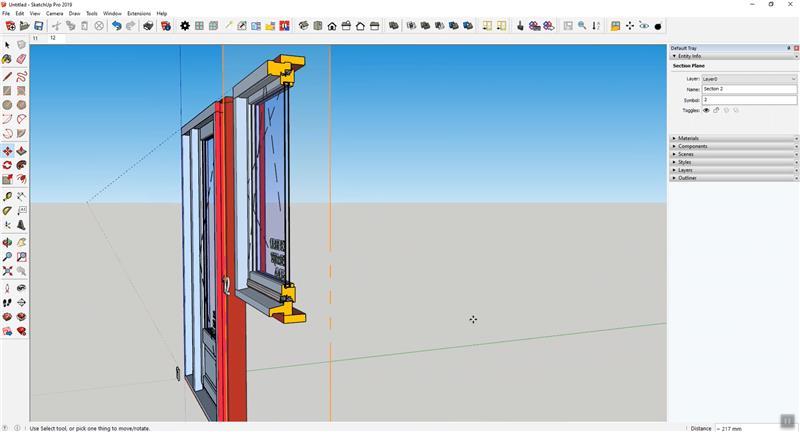 Construsoft Window
