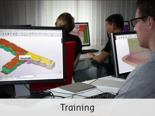 Tekla Structures training