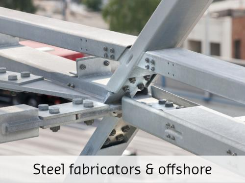 Steel fabricators Tekla
