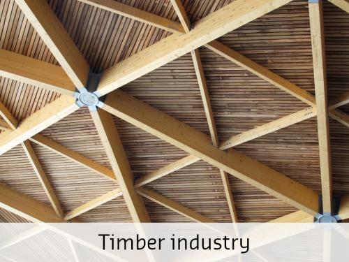 Timber industry Tekla
