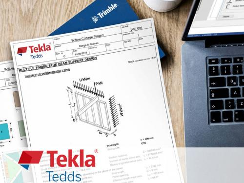 BIM Software - Tekla Tedds